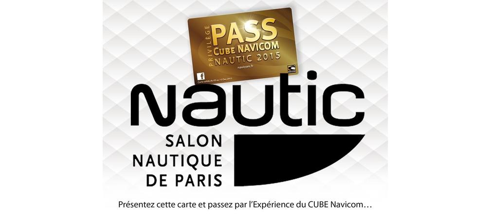Info salon nautique de paris navicom pour l for Salon nautique porte de versailles horaires