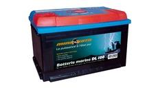 Batterie marine étanche à décharge lente haute capacité 100 AH