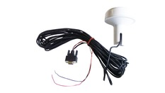 Antenne GPS 20 canaux SIRF III avec prise RS232