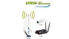 Antenne 8.5dBi w / routeur / câble LAN 10 m