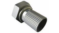 Connecteur F Série Pro pour câble diam 6.8mm