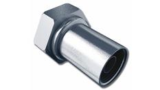 Connecteur F à sertir pour câble 6.8 mm