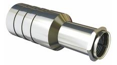 Connecteur F pour câble Diam 10.4mm