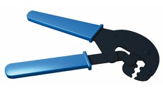 Pince à sertir connecteur F pour diam 6/8/10.4 mm
