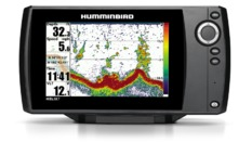 Combiné Sondeur GPS HELIX 7 avec sonde TA (409820-1)