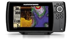 Combiné Sondeur GPS HELIX 7 DI avec sonde Te (409830-1)