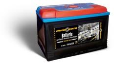 Batterie marine étanche à décharge lente haute capacité 110 AH