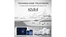 TECHNOLOGIE KVH TV PAR SATELLITE
