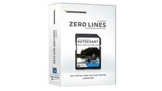 """Carte Amérique du Sud """"Zéro Line"""" pour logiciel Autochart"""