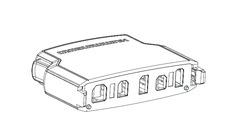 Porte câble pour série HELIX 8, 9,10,12 (540249-1)