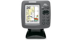 Sondeur/GPS antenne intégrée FF383 sonde tableau arrière+temp