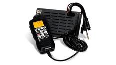 VHF Fixe DSC 25W- Boite noire avec combiné déporté- NMEA 0183- Noire