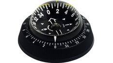 Compas 85 noir, plat pont, Mémoire de cap 360°