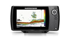 Sondeur HELIX 7 G2 HD,  sonde tableau arrière (410270-1M)