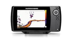 Sondeur HELIX 7 HD sonde tableau arrière