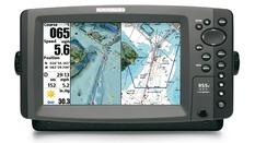 """Lecteur de carte/GPS FF955 8"""" antenne GPS externe"""