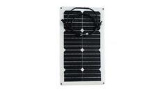Panneau solaire monocristallin - 20w