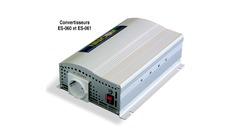 Convertisseur 600 W/24 V (fin PROD)