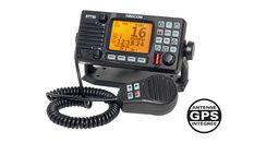 VHF fixe RT750 avec antenne GPS intégrée
