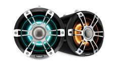 "Tower Speakers Sport  Chrome - V3 SIGNATURE - 8.8"" - 330 watts"
