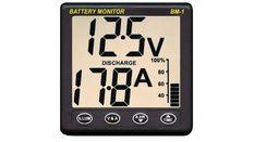 BM-1: Gestionnaire de Batterie 12V Shunt 100 Amp câble de liaison 5m