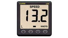 Easylog Clipper  : se connecte au Gps via le NMEA ou au Loch Clipper