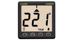 Compas Electronique Clipper : livré avec capteur Fluxgate, câble, cap