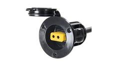 Kit passe coque permanent pour prise de treuil électrique (noire)