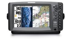 Combiné FF998CX SIDE IMAGING  sonde tableau arrière+temp