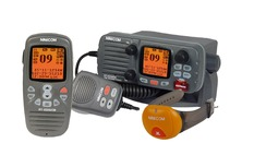 VHF fixe 55 canaux, récepteur AIS intégré, livré avec 1 RY650+1 RY651