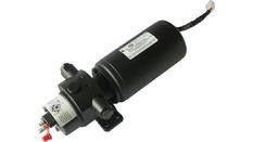 Pompe RV1 / 12V  -  0,1 à 1L/min - *cylindrée maxi du vérin 216 cm3
