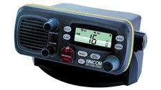 VHF FIXE RT450 NOIRE - 55 CANAUX AVEC APPEL SELECTIF (CLASSE D)