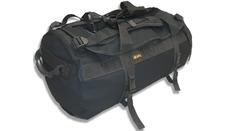 DRYDUFFLE 90 Black - Sac de voyage étanche 90 litres