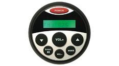 Auto-radio étanche encastrable avec entree auxiliaire (IPX6)