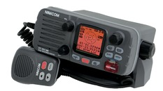 VHF fixe 55 canaux, récepteur AIS intégré, avec 1 combiné RY650