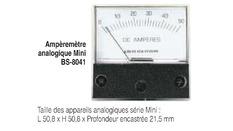 Ampèremètres