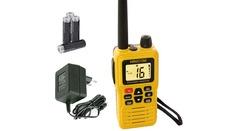 Pack comprenant une VHF RT300 + un accumulateur et chargeur 220Vcc