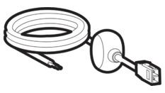 Cordon d'alimentation pour série 1100 (PC-11)
