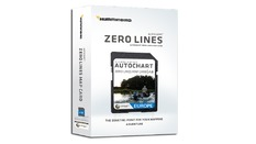 "Carte Europe ""Zéro Line"" pour Logiciel AUTOCHART (600033-1)"