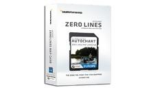 """Carte Europe """"Zéro Line"""" pour Logiciel AUTOCHART (600033-1)"""