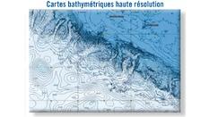 Cartes bathymétriques