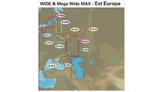 Wide & Wide Max  Est  Europe intérieure