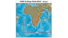 Wide & MEGA Wide Max Afrique Golfe Arabique Mer Rouge