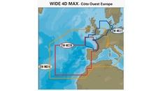 CF-WIDE4D Côte Ouest Europe