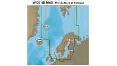 CF-WIDE4D Mer du Nord Baltique