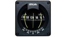 Compas 100B/H Pacific, montage cloison, clinomètre, éclairage