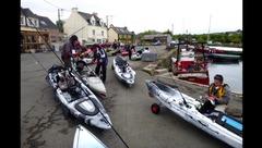 clip promo breizk kayak fishing 2014