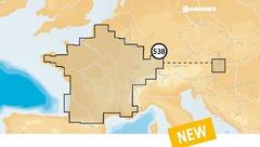 Navionics : Cartographie des Lacs Français