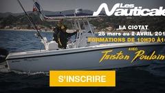 Nauticales 2017... Inscrivez vous dès maintenant...