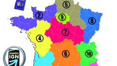 Cartographie Topo France™